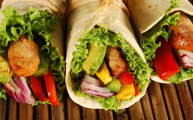 Wraps Catering Stockholm